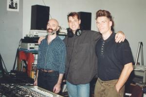 Greg Fraser, Rob Stuart, Rob Tennant (1992)